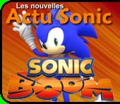 Actualité Sonic