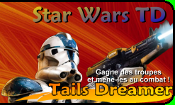 Special event Star Wars Tails Dreamer 2013