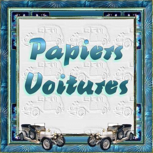 papiers voitures