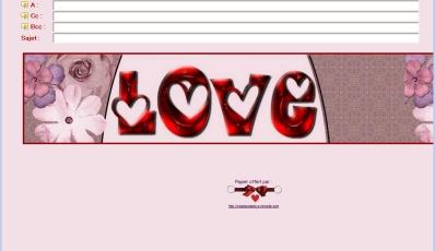 papier rouge love