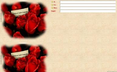 papier st valentin