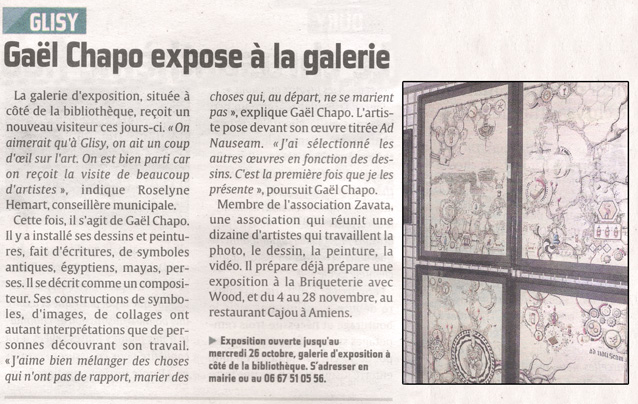 Courrier Picard 24.10.11