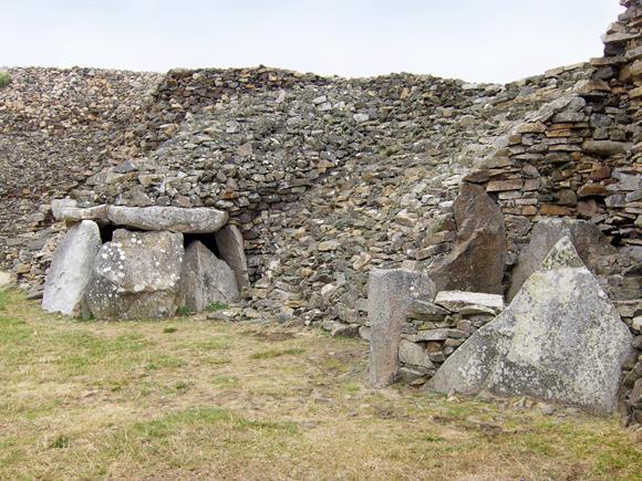 barnenez - dolmens A et B