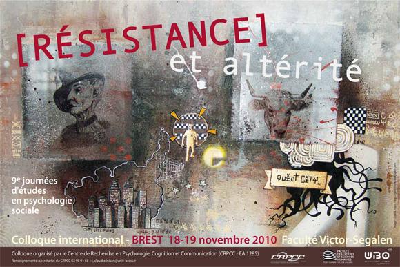 Résistance et altérité