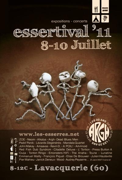 Essertival 2011