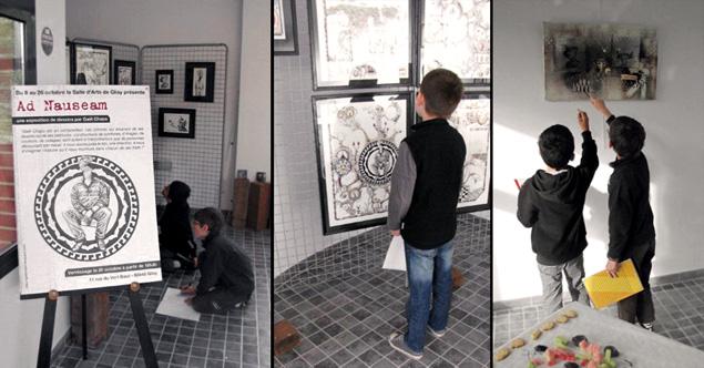 Exposition Glisy octobre 2011