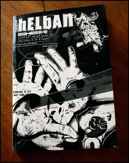 Fanzine Helban 4
