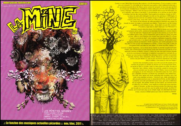 Fanzine La Mine 32