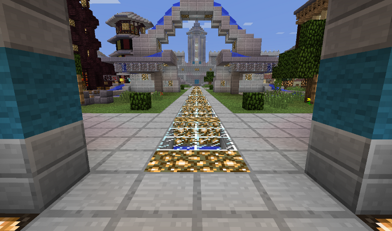 capitale du serveur minecraft plya