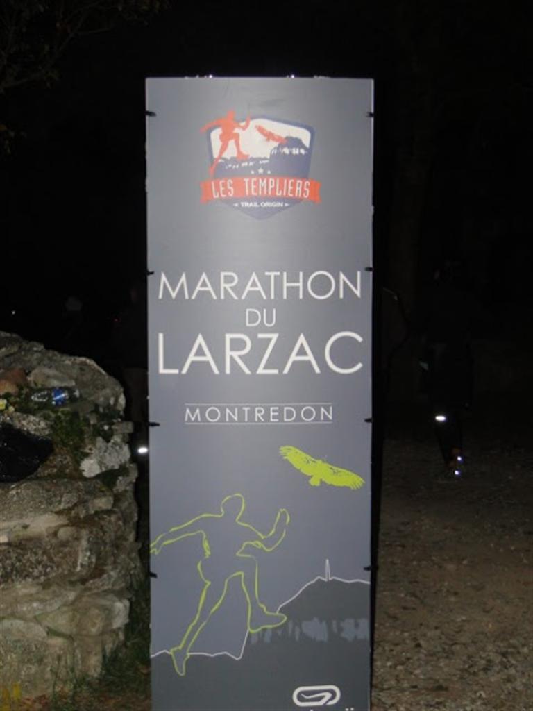 panneau marathon