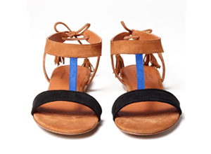 Sandales Sézane x La Redoute