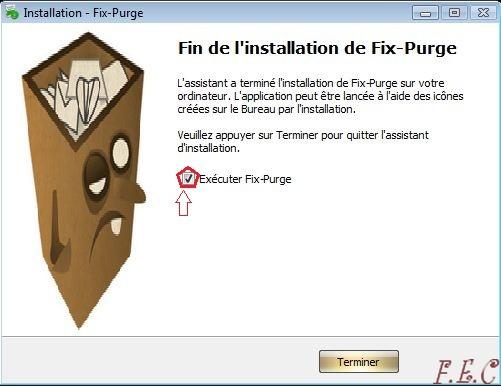 Tuto  Fix-Purge Fix-Purgeexe