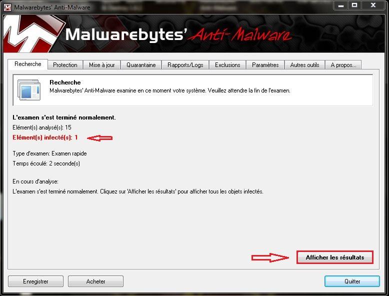 Comment supprimer les virus MSN ? Infection_2
