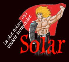 Solar l'increvable