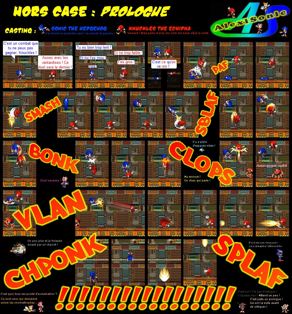 Sprite comics d'AlexiSonic [+pack Forum, Commandes] - Page 2 Hors_Case_-_Episode_1