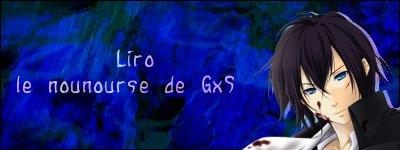 pour le nounourse de GxS je nome LIRO Liro_signa