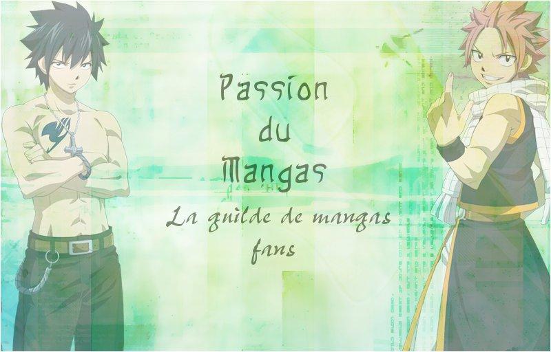~ Partenariat 3 : PASSION DU MANGAS ~ Logo_pdm