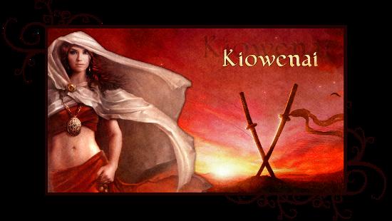 Le monde de Kiowenai Bannmini