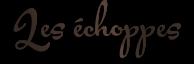 Les Affichettes Echoppes
