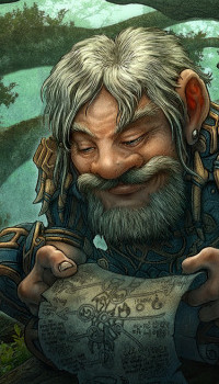Quelques portraits délaissés Gnome