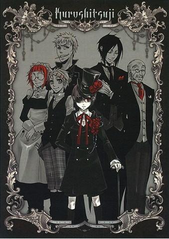 Manga préféré - Olivia Blackbutler