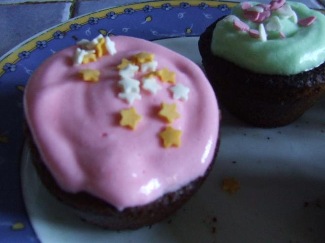 Cupcakes : recettes et décors simples - Page 2 DSCF5156