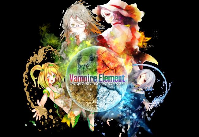 Vampire-Eléments