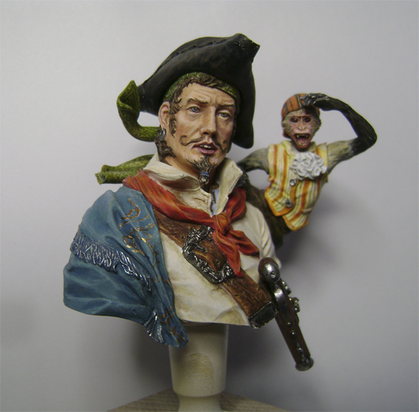 Buste pirate Young Miniatures Pirate_foulard_1