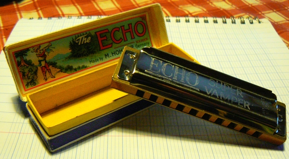 Sujet officiel du Vintage ou Harmonica de collection. Echo_Super_Vamper_1