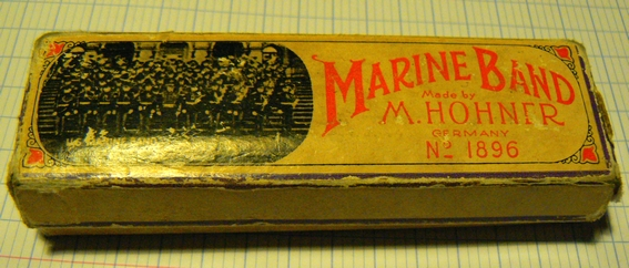 Sujet officiel du Vintage ou Harmonica de collection. Marine_Band_Trad_3