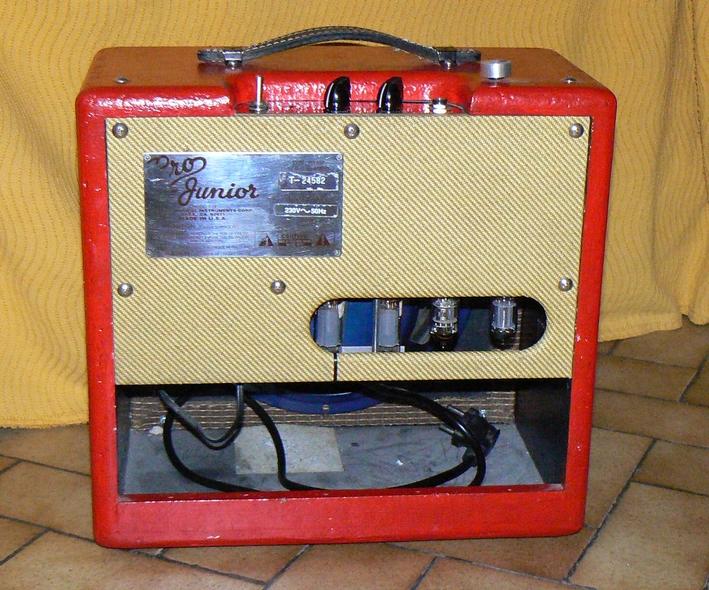 [VENDU] Pro Junior Custom Harmonica 1980 P1090337
