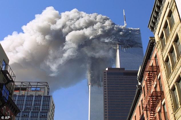 Nous sommes maintenant dans l'année du 20e anniversaire du 11 septembre, la pire atrocité terroriste que le monde ait connue, le jour où plus de 2 600 personnes ont été tuées dans les tours jumelles et les environs du centre de Manhattan.