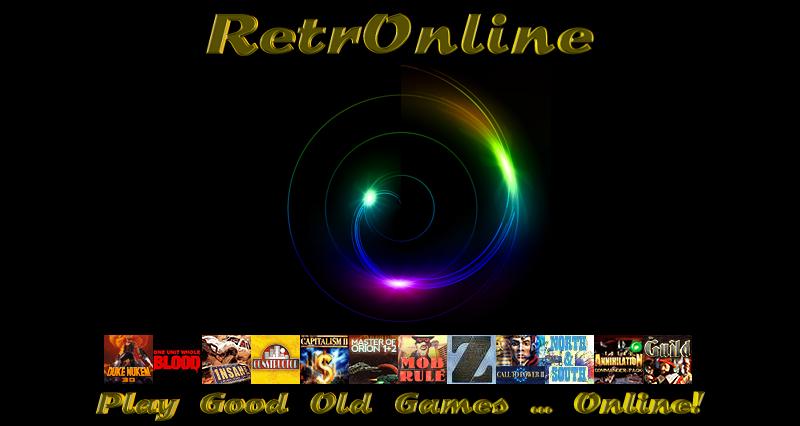 [PC] RetrOnline, jouez à vos anciens jeux préférés...en ligne! ROLogoPNG