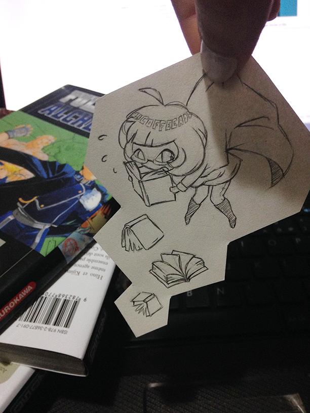 Vrac de dessins Chibikokobooks